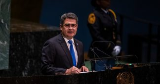 Honduran President's Brother Is Found Guilty of Drug Trafficking