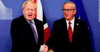 Boris' Deal is No Left Exit