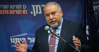 In blow to PM's immunity prospects, Liberman says graft cases must go to court