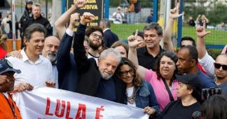 Brazil: Lula Stands As Opposition To Bolsonaro, Right Wants Him Back In Jail