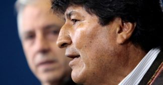 We will return as millions, states former vice president of Bolivia