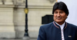Ousted Bolivian President Evo Morales thanks Mexico for saving HIS LIFE, pledges to carry on fight despite coup
