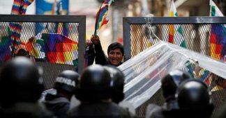 The US-backed coup in Bolivia: serious questions on  Morales fleeing the country