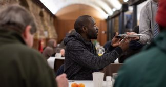 'Everyone Has A Story': Inside The Homeless Shelter With A 100-Strong Waiting List