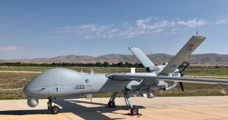 Turkey Deploys Drones Over Occupied Cyprus