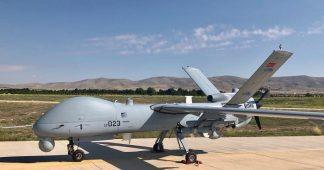 Turkey Deploys Drones Over Occupied Cyprus