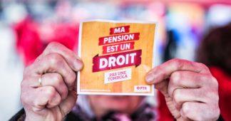 Comment les travailleurs belges ont bloqué la retraite à points