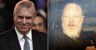 Justice blind or blinded by titles? A tale of Prince Andrew and Julian Assange