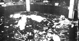 50 ans de piazza Fontana. Le terrorisme fasciste au service des élites