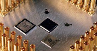 Quantum computing takes flight