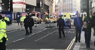 Boris Johnson accused of politicising London Bridge knife attack