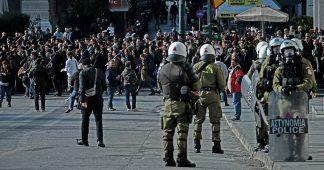 Grèce: incidents lors de manifestations en mémoire d'un adolescent tué par un policier