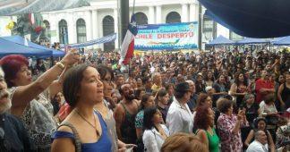 Chili. Mario Aguilar : « Nous devons nous préparer à poursuivre la mobilisation en 2020 »