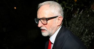 Ex-UK Labour head Corbyn calls for end to Palestinian bloodshed
