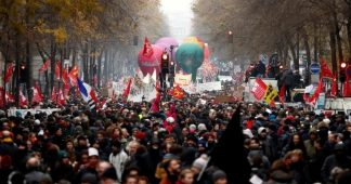 Workers' revolt in France