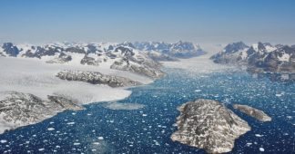 Destroying life in Earth: the case of Greenland