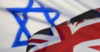 Unprecedented Israeli meddling in British elections!