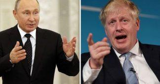 The real Boris Johnson: on Putin and Russia