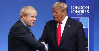 The Guardian view on Trump and Johnson: a toxic alliance