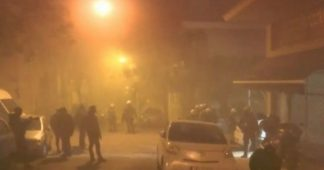 Tension, tear gas, flash grenades as Athens police clear more squats