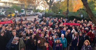 Labour's mass movement – the unwritten story of this election