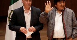 Morales Vows To Do What's Best for Bolivia, Not Afraid of Jail