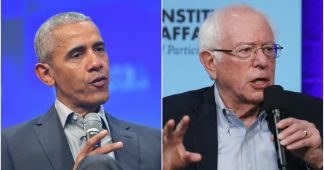 Obama spearheads campaign against Sanders' nomination as Democratic presidential candidate