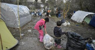 Ridiculous and anti-Humane Europe – They are taking 59 unaccompanied children from Greece