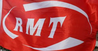 RMT to picket Parliament over Tories' 'draconian' plans to outlaw strikes