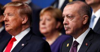 Tensions between Ankara and Washington