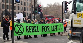 Think tank won't reveal who paid for report calling Extinction Rebellion 'extremists'