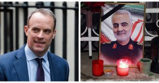 UK's Raab says US had right of self defense in Soleimani killing
