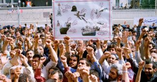In 1988, a US Navy warship shot down an Iranian passenger plane in the heat of battle