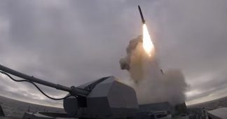 Russia Conducts War Drill With Hypersonic Missiles Amid Threat Of War In Middle East