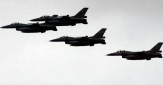 Turkish jets conduct record of 91 Greek air space violations on a single day