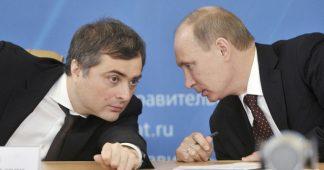Long-time Putin aide Vladislav Surkov leaving Kremlin 'over Ukraine course shift,' reports claim