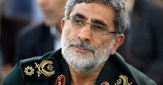 US Envoy Warns Soleimani's Successor Faces 'the Same Fate'