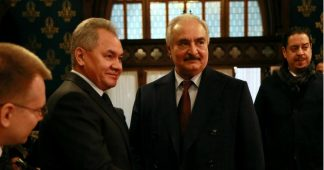 Libya's Hafter Leaves Russian Peace Talks Without a Deal