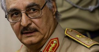 How Khalifa Haftar's secret ties with Israel fuel chaos in Libya