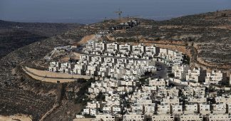 Israeli defense minister seeks 'million' settlers in West Bank