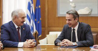 Greece Rages Against Turkey's Heft in Libya Peace Talks