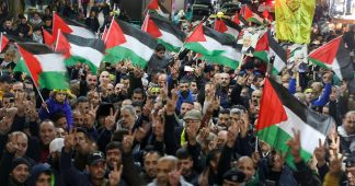 'A new Balfour': Palestinians reject Trump's Middle East plan