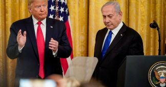 "Trump ""peace"" deal is Israel's apartheid blueprint"