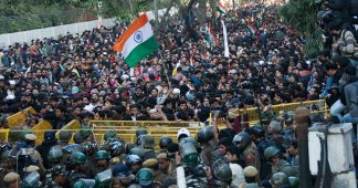 Amnesty: India becoming 'dangerous' for protesters