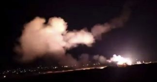Syrian Air Defense Systems Repel Attack on Damascus