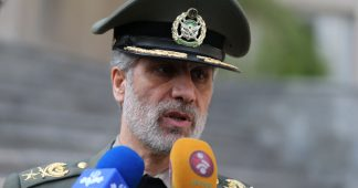 Iran: 90% of defense equipment built domestically