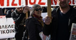 La Grèce au ralenti, grèves et manifestations contre une réforme des retraites