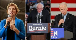 With Sanders headed to victory, Iowa Democratic Party blocks release of caucus results