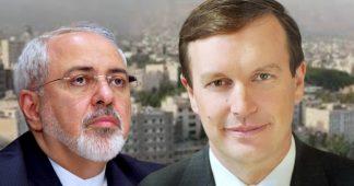 Sen. Murphy, Others Met Secretly With Iranian FM
