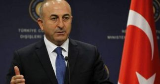 Cavusoglu attacks Akinci after comment on 'horrible' Turkey-north annexation